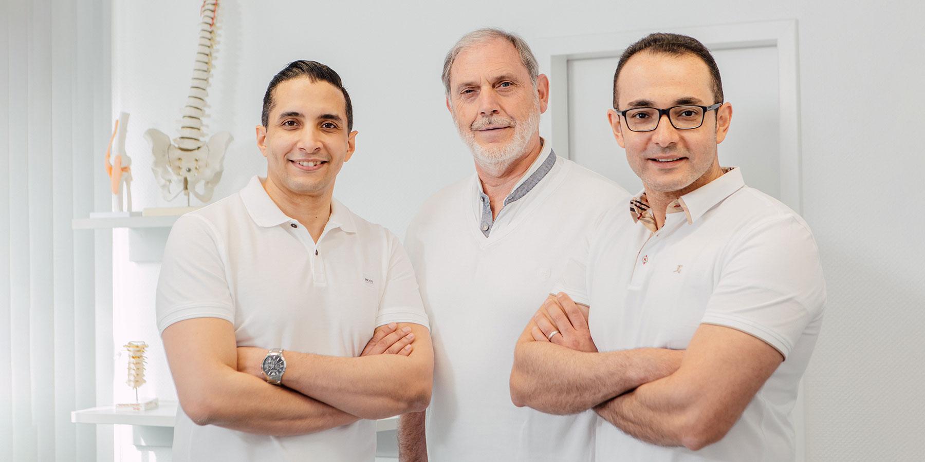 Orthopädie Dinslaken - Team